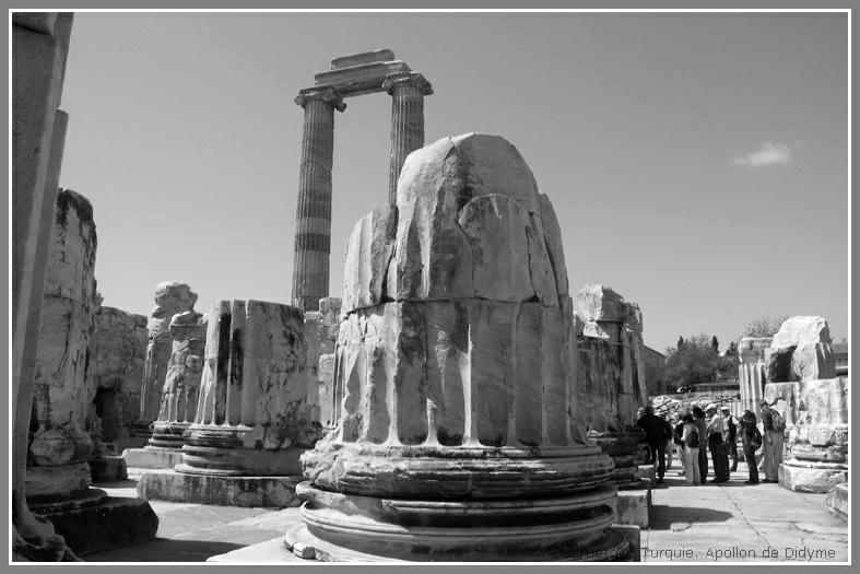 Temple d'Apollon. photo michel ducruet.2012